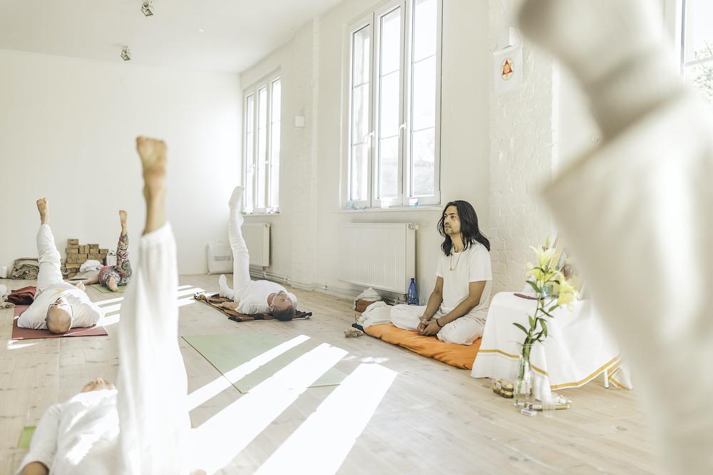 Atelier de Hatha Yoga